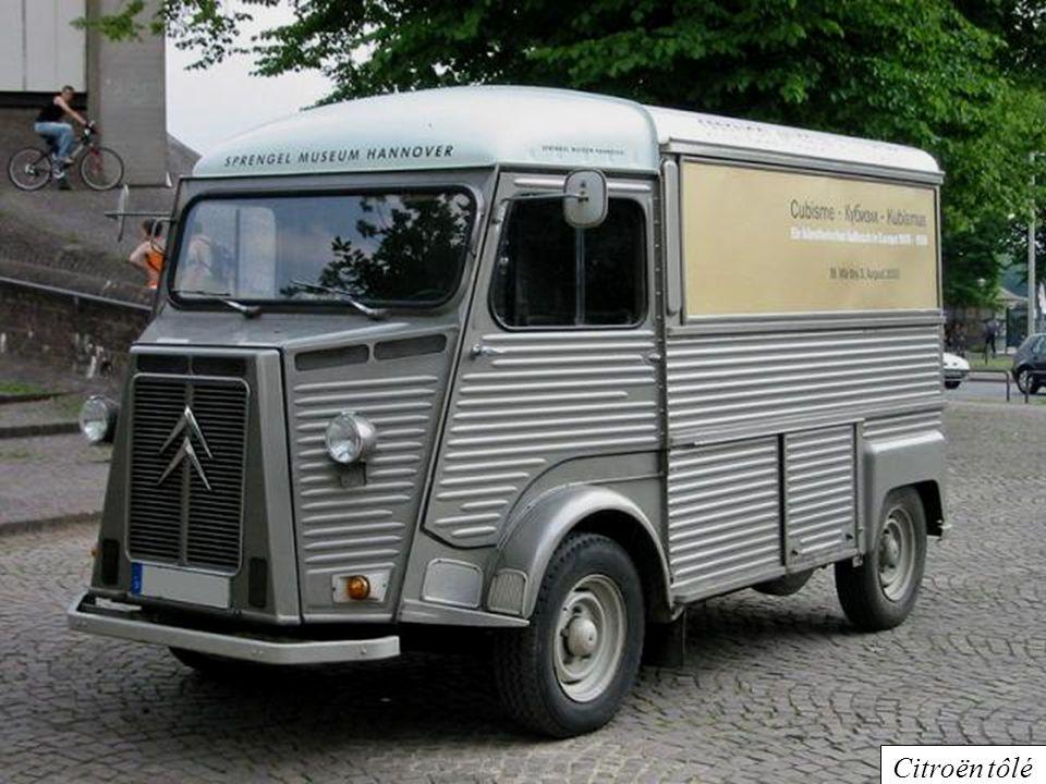 Citroën camion-plateau