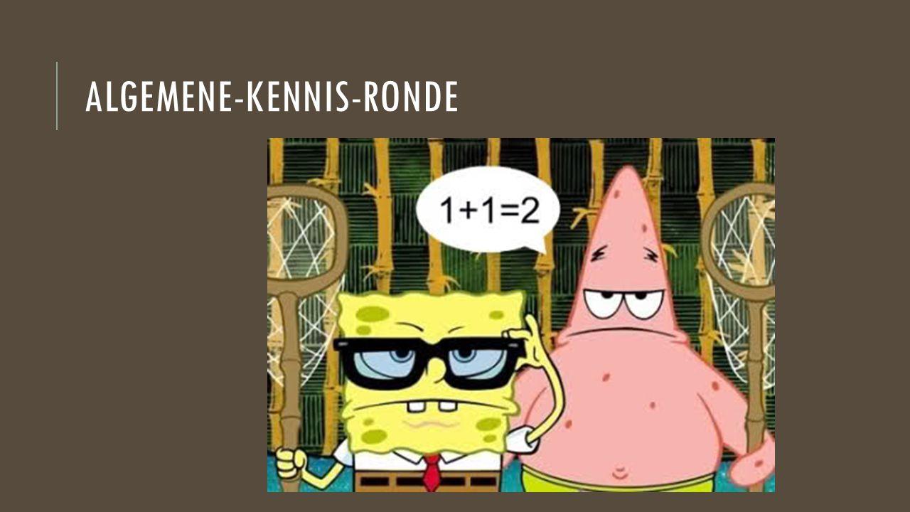 ALGEMENE-KENNIS-RONDE