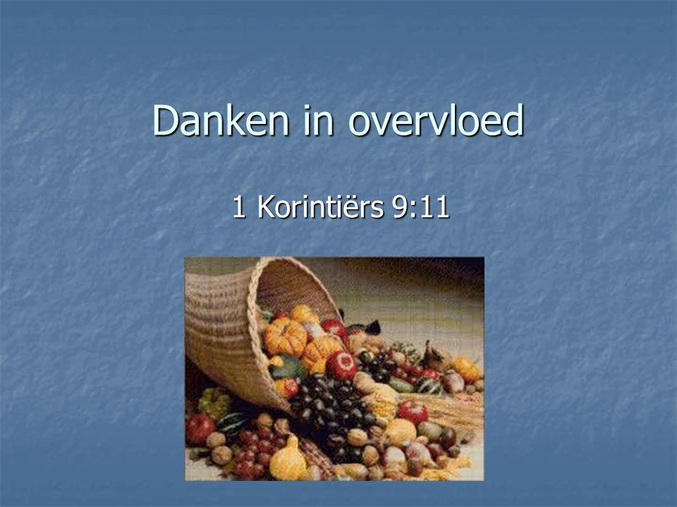 Rijk geworden Niet alleen bankrekening, maar: cadeaus van God in je leven Niet alleen bankrekening, maar: cadeaus van God in je leven Incasseren.