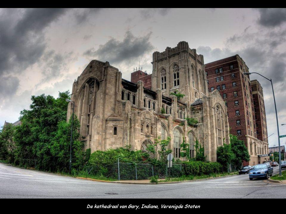 De kathedraal van Gary, Indiana, Verenigde Staten