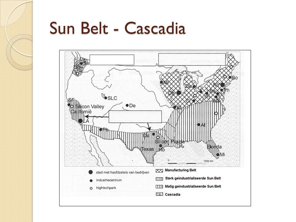 Sun Belt - Cascadia