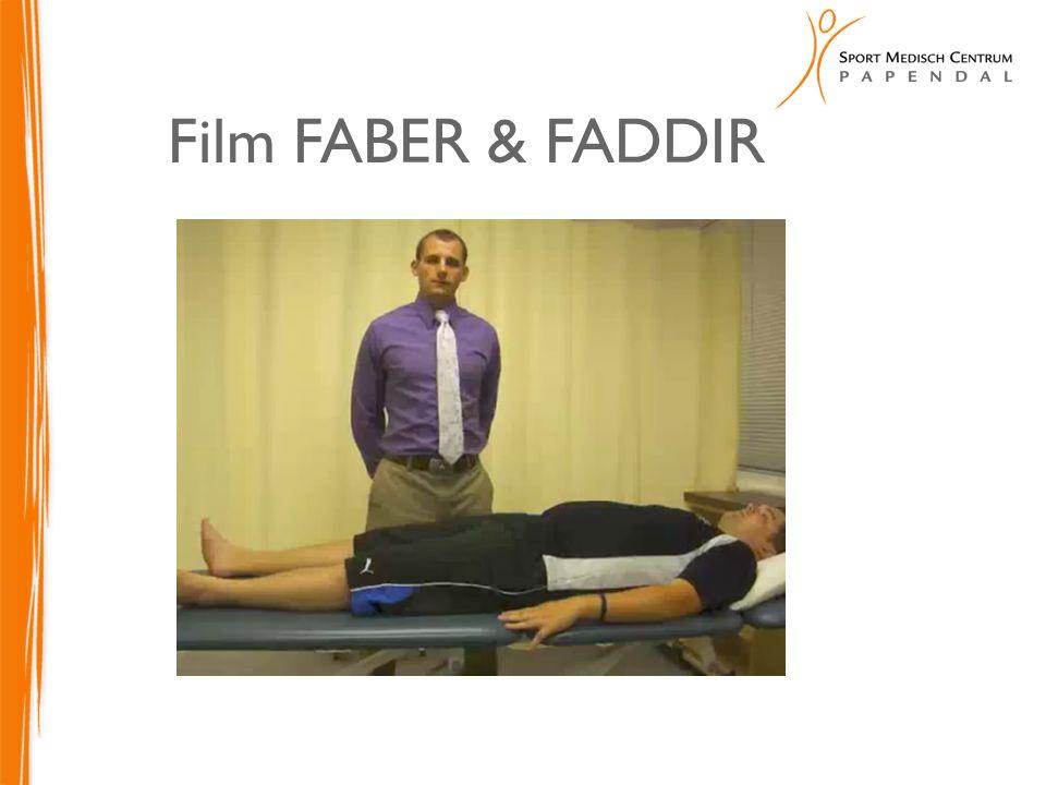 Film FABER & FADDIR
