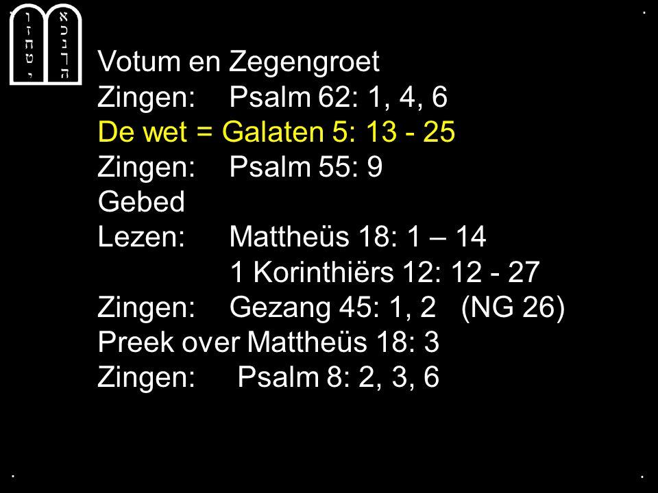 Psalm 8: 2, 3, 6