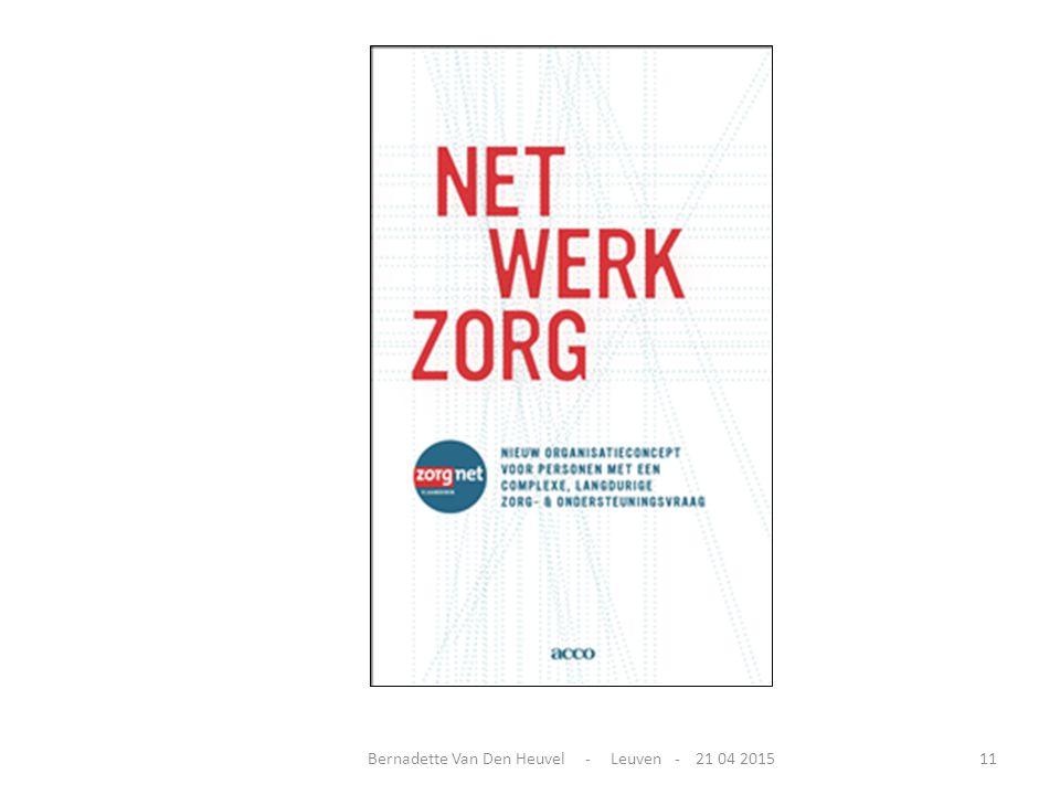 Bernadette Van Den Heuvel - Leuven - 21 04 201511