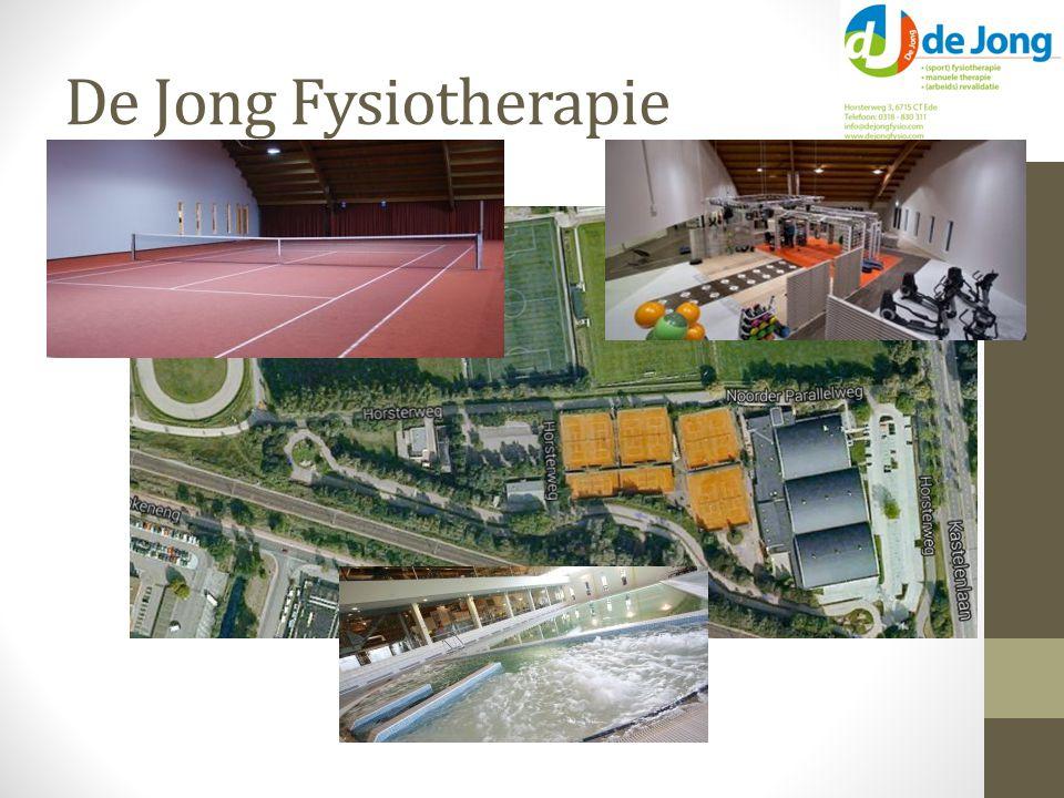 De Jong Fysiotherapie