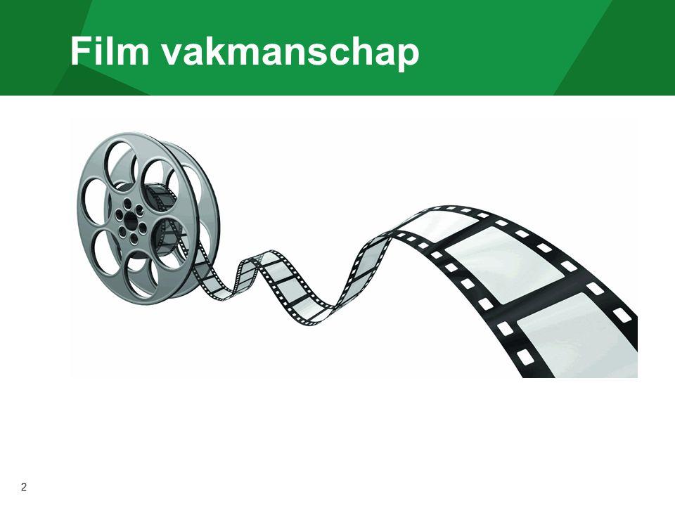 Film vakmanschap 2