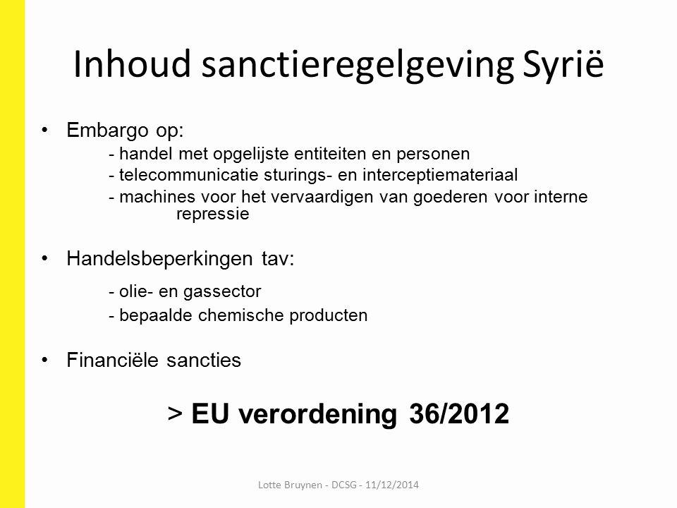 3.Sancties t.a.v.