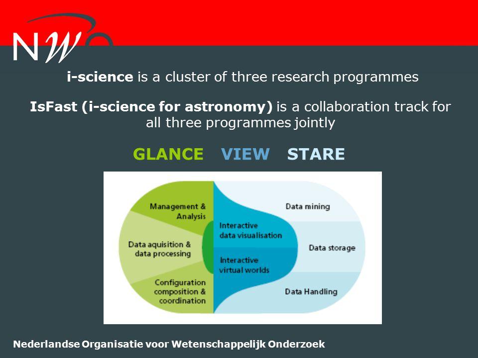 Nederlandse Organisatie voor Wetenschappelijk Onderzoek GLANCE is strengthening fundamental research on large- scale parallel and distributed systems in the Netherlands.