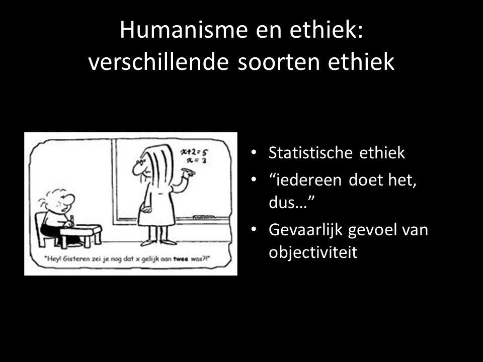 Humanisme en ethiek: verschillende soorten ethiek Utilitarisme John Stuart Mill Vermijden van pijn – vermeerderen van genot