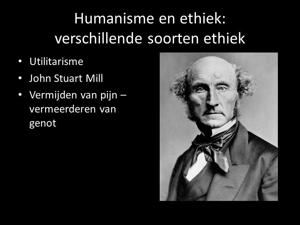 Humanisme en ethiek: verschillende soorten ethiek Situatie-ethiek Dialoog situatie – ethische reflectie