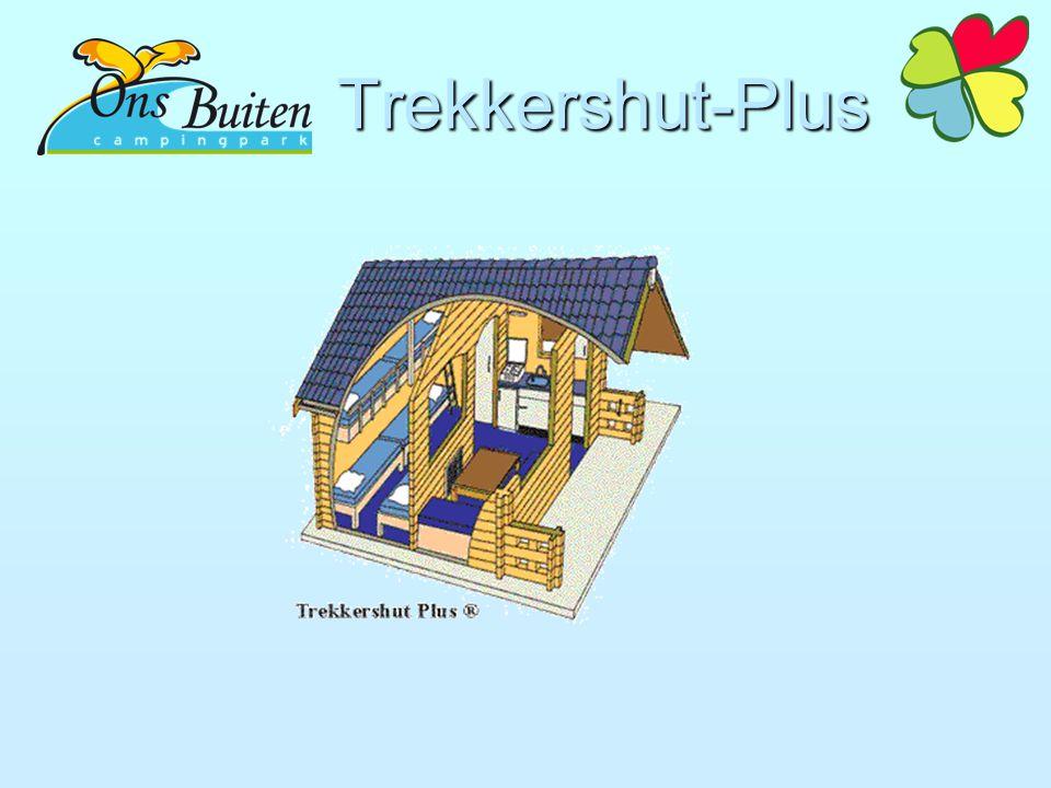 Accommodatievormen:  Comfort plaatsen (100-120 m2)  Comfort-Plus-Plaatsen: (150 m2)  Super-Comfort-Plus-Plaatsen: (150 m2 met prive-sanitair)  De Trekkershutten (plus)  Kampeerbungalow  Chalet-stacaravans  Enkele opties: huren van privé-sanitair