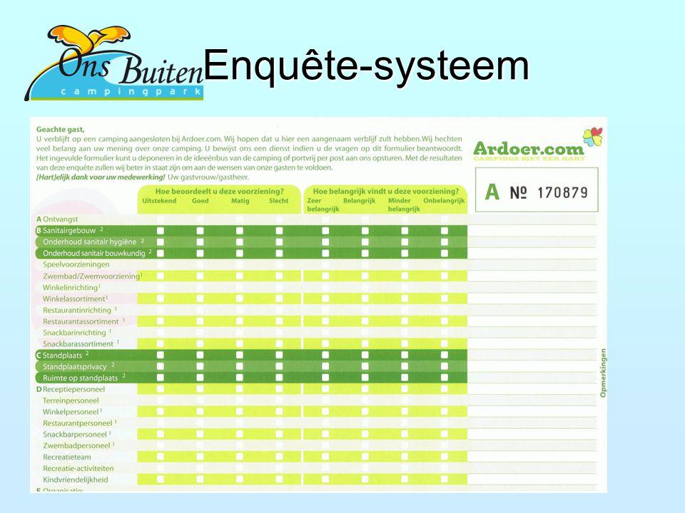 Interne Kwaliteitsbewaking  Aan de hand van enquêteresultaten en opmerkingen bespreken