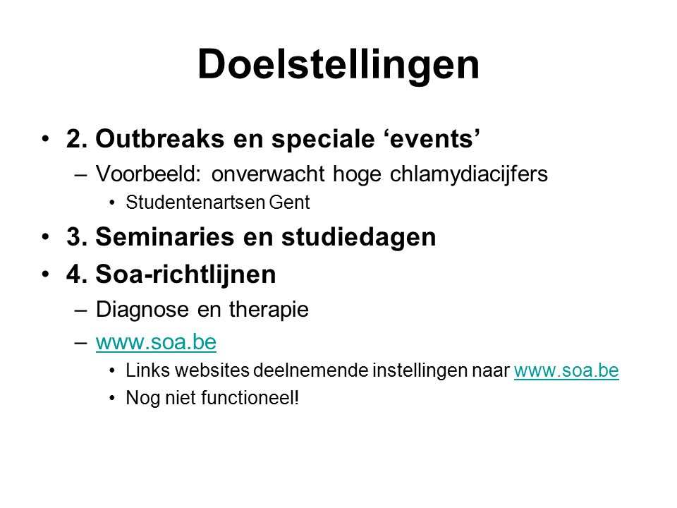 Neisseria gonorrhoeae resistentie & therapie
