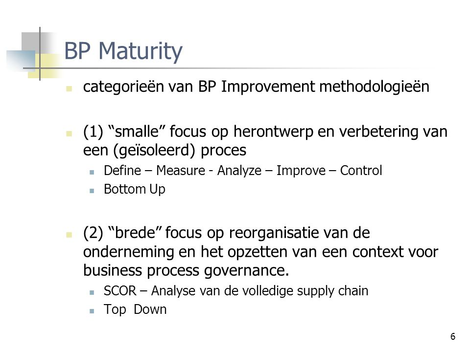 27 ebXML (UN/CEFACT, OASIS) CPP (Collaboration Protocol Profile) Business beschrijving van een partner, o.m.