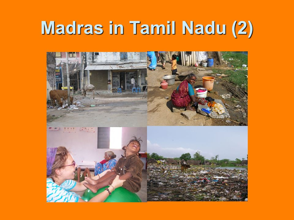 Madras in Tamil Nadu (1) Fabien Schiereck