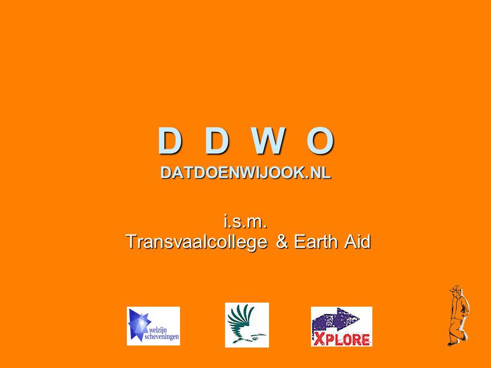 D D W O DATDOENWIJOOK.NL 20 november 2006