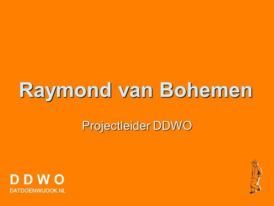 Ruud van Zon Unitleider Transvaalcollege D D W O DATDOENWIJOOK.NL