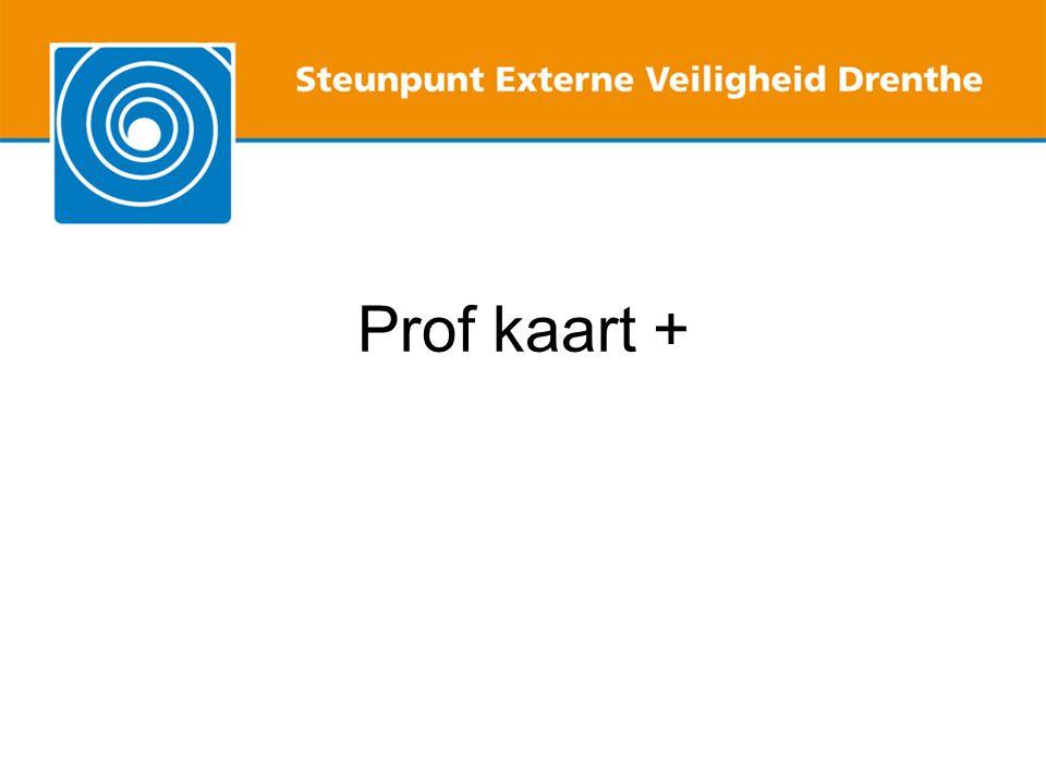 Prof kaart +