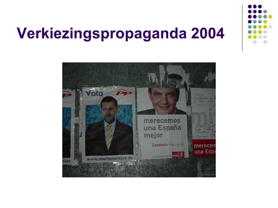 Verkiezingspropaganda 2004