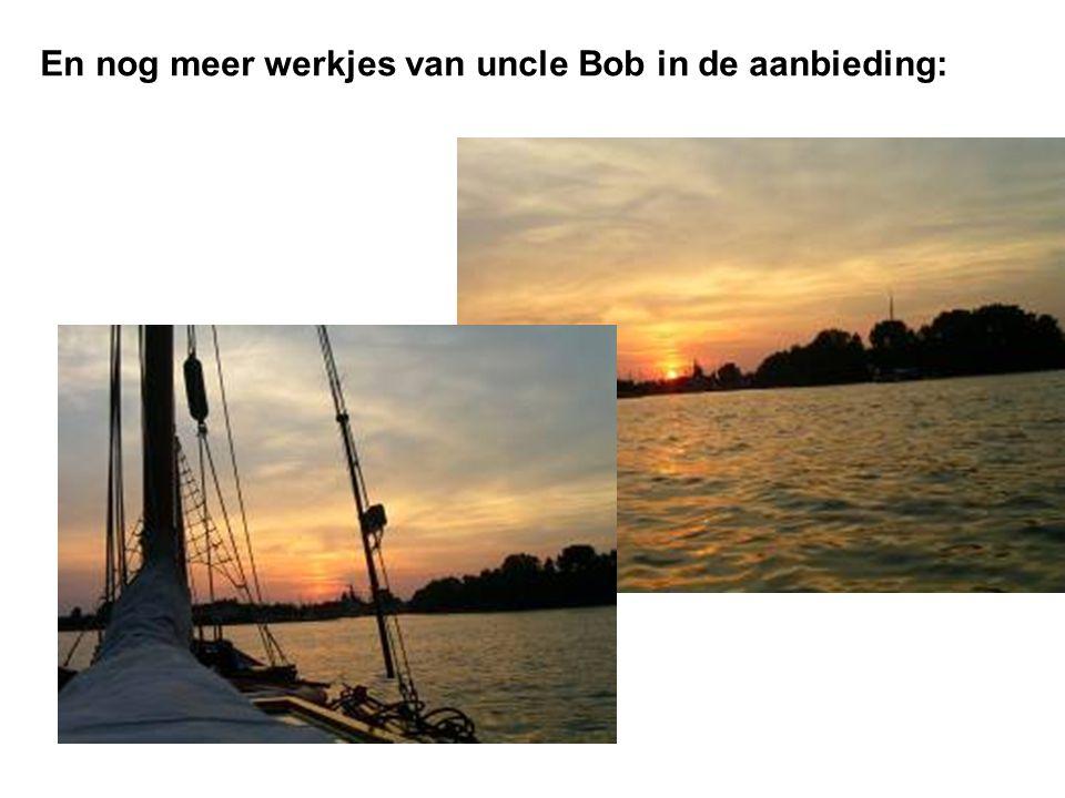 En nog meer werkjes van uncle Bob in de aanbieding:
