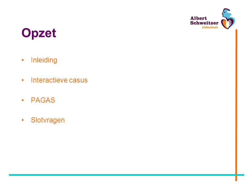 PAGAS Project of Anemia analysis from the General practitioner to the Albert Schweitzer hospital Doelen: 1.