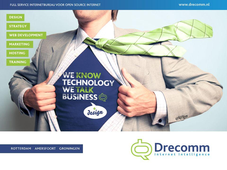 KWALITEIT BEWEZEN: Sinds 2000 kennis van TYPO3 Drecomm is lid van T3A, dit verzekert u ervan dat we een goed product opleveren.