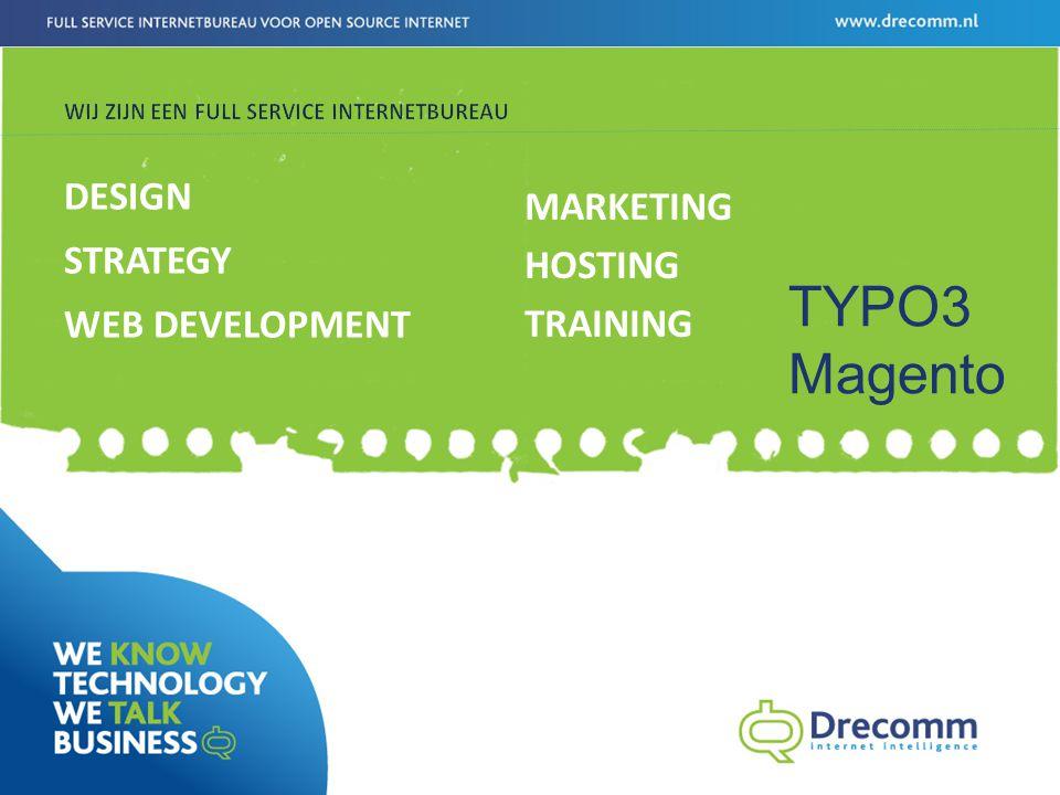 INLEIDING Introductie 'uitnodiging': Doel van meeting / Intro van uw bedrijf / Concept Probleemstelling Drecomm Wie zijn wij.