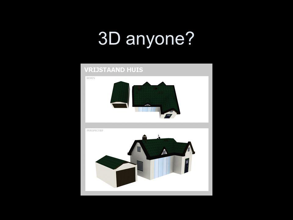 3D anyone