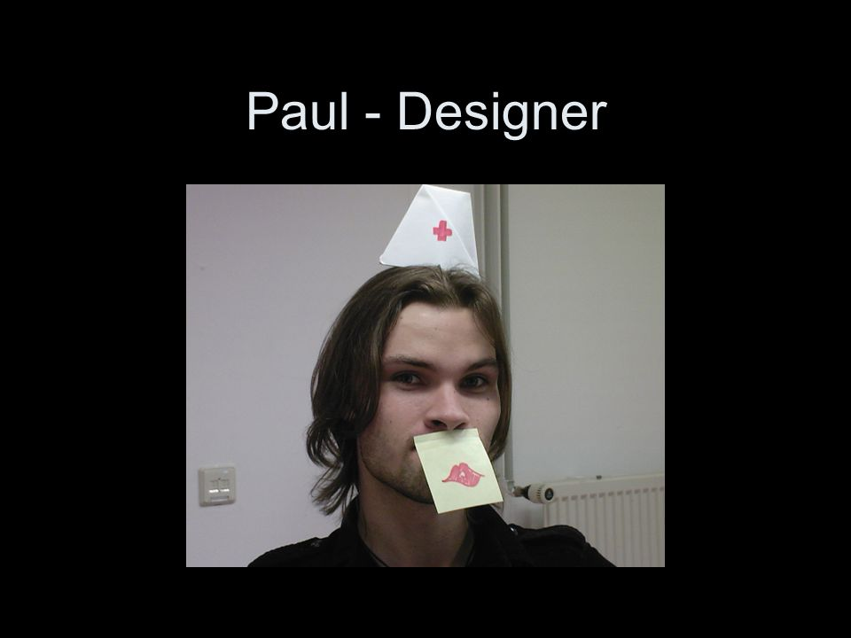 Paul - Designer