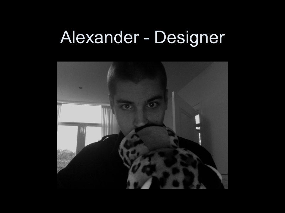 Alexander - Designer