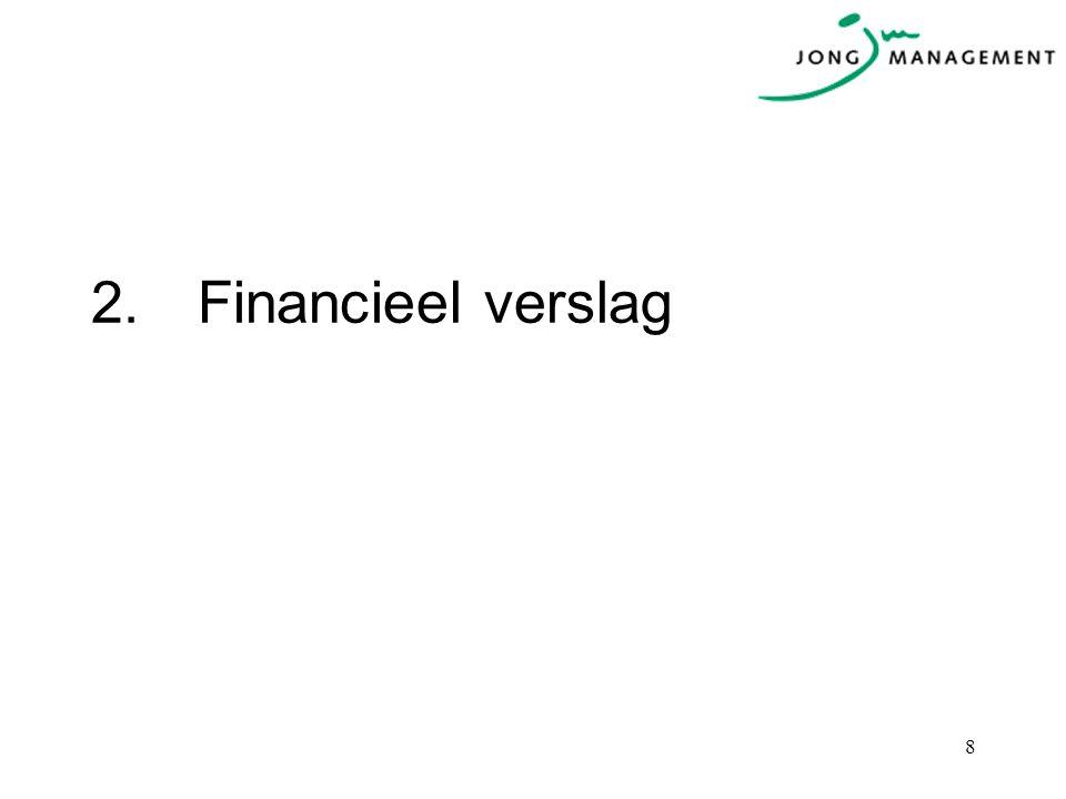 2.Financieel verslag 8