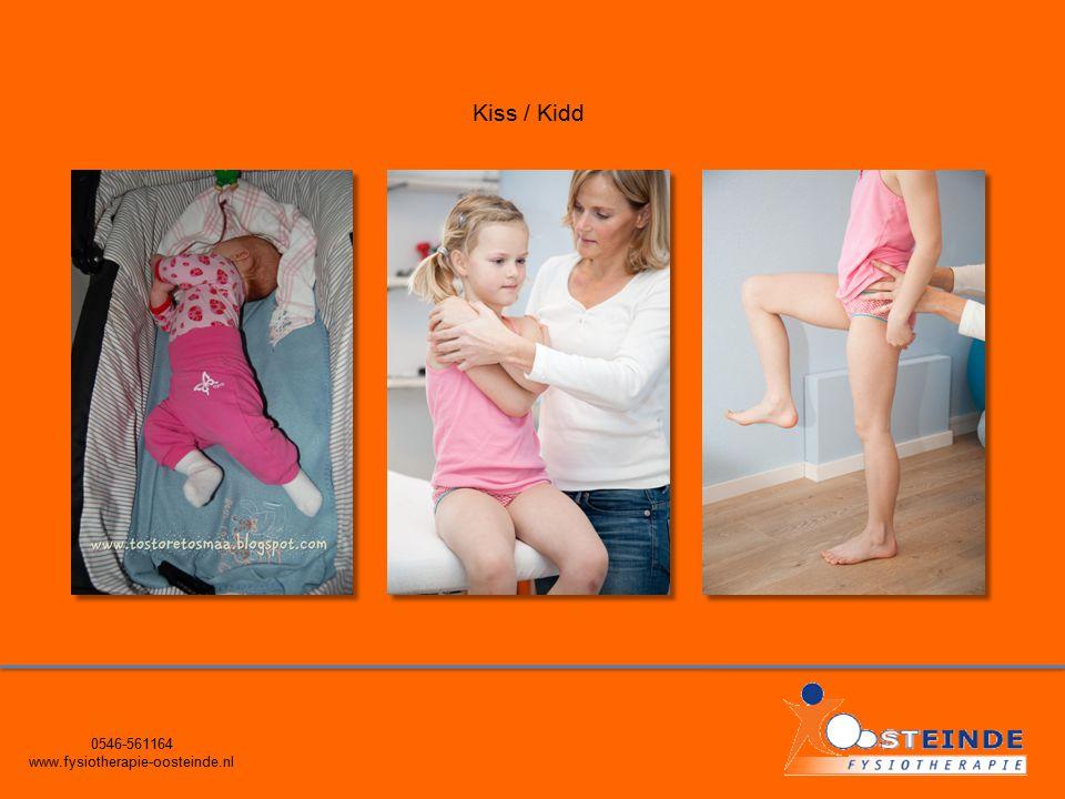 0546-561164 www.fysiotherapie-oosteinde.nl Kiss / Kidd