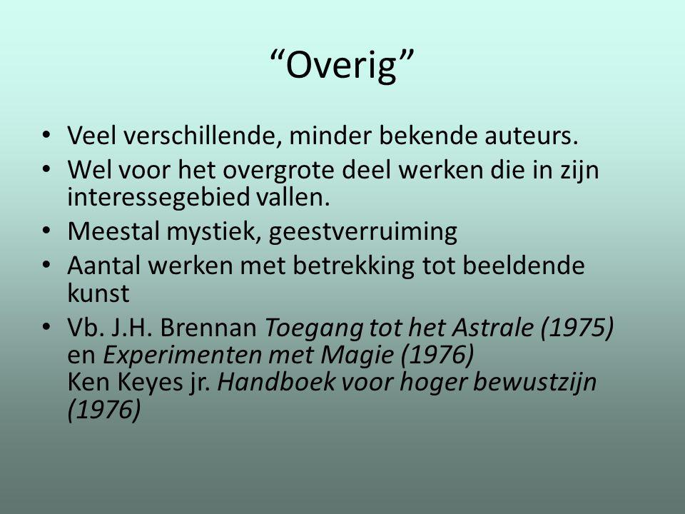 Beeld van Vinkenoog als vertaler (3) Vrienden van Vinkenoog waren positief.