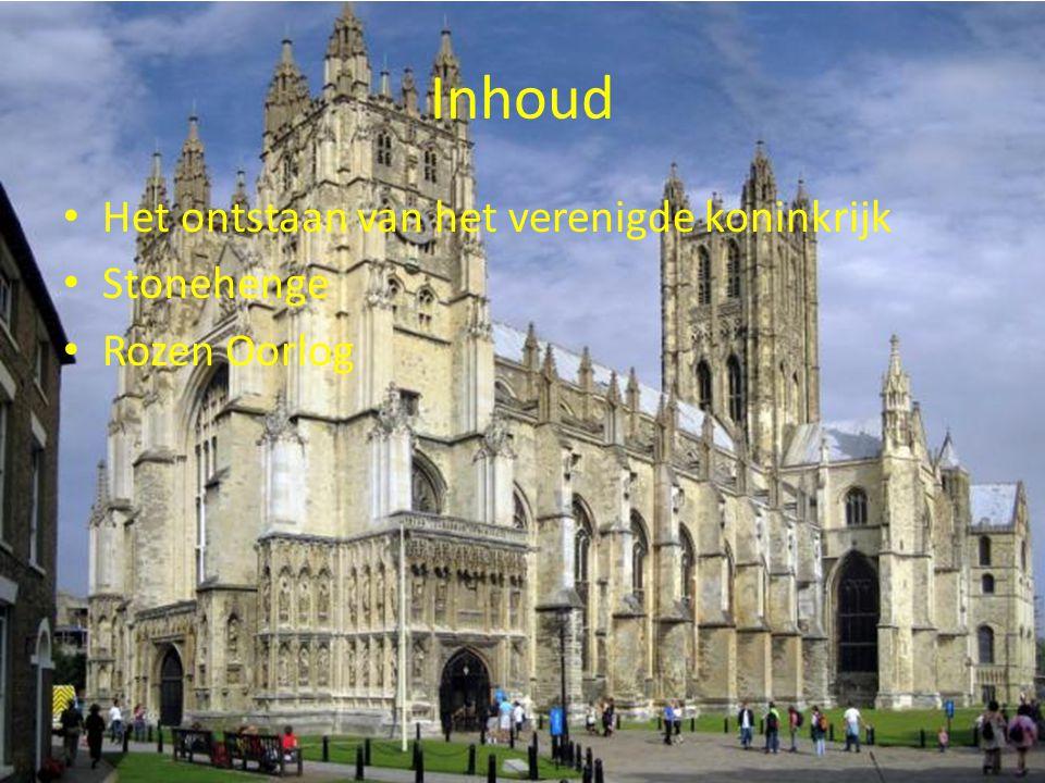 Het ontstaan van het verenigde koninkrijk Het Koninkrijk Engeland hoorde bij zuidelijke deel eiland Groot Brittannië ( nu Engeland en Wales) Het koninkrijk is ontstaan rond 900.