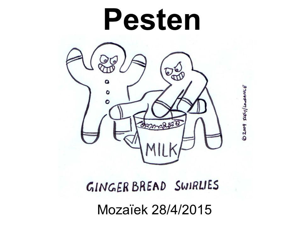 Pesten Mozaïek 28/4/2015