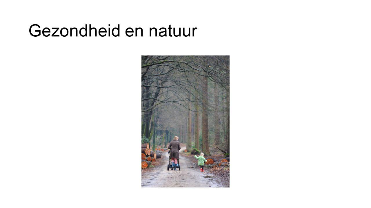Gezondheid en natuur