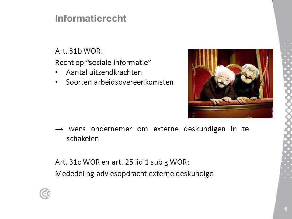 Informatierecht Art.