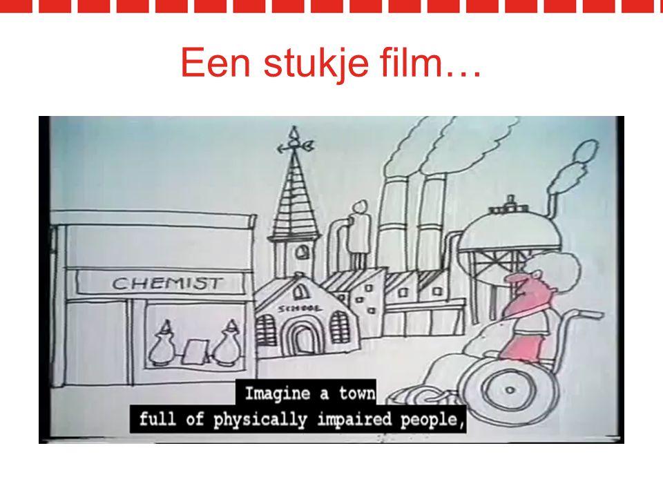 Een stukje film…