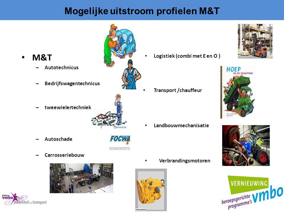 M&T – Autotechnicus – Bedrijfswagentechnicus – tweewielertechniek – Autoschade – Carrosseriebouw Logistiek (combi met E en O ) Transport /chauffeur La