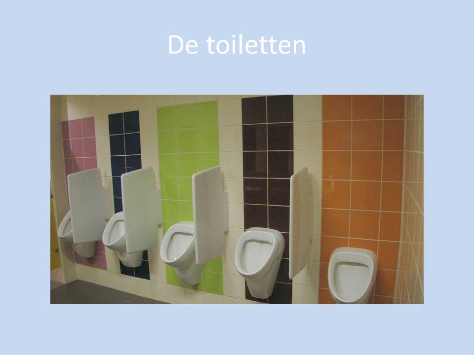 De toiletten