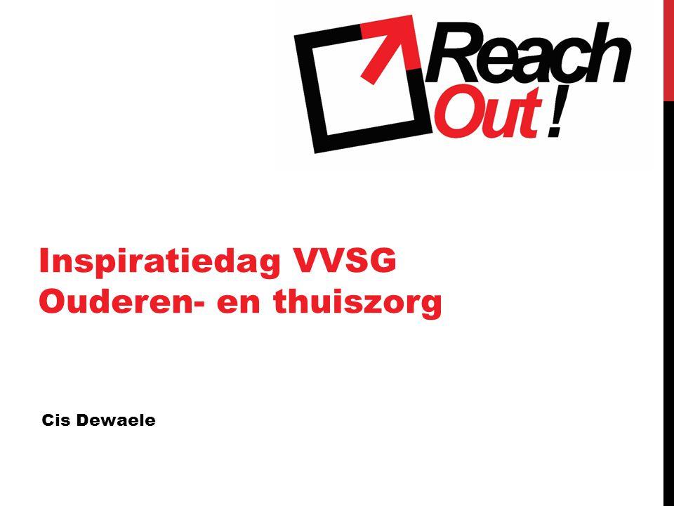 Inspiratiedag VVSG Ouderen- en thuiszorg Cis Dewaele