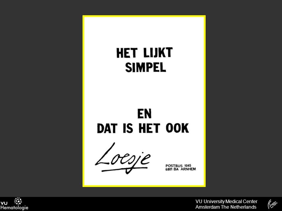 VU University Medical Center Amsterdam The Netherlands 10 Bij een 35-jarige vrouw wordt een invasief ductaal adenocarcinoom van de linker borst vastgesteld, diameter 1,5 centimeter, graad III, oestrogeen- en progesteronreceptor negatief, Her2Neu-receptor positief.