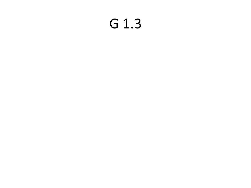 G 1.3