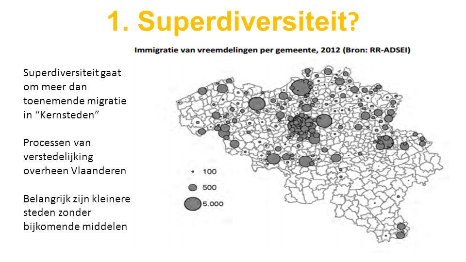 1. Superdiversiteit .