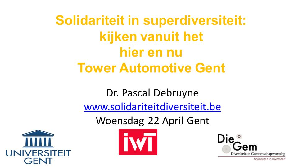 2.Solidariteit in superdiversiteit.