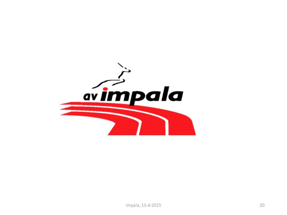 20Impala, 13-4-2015