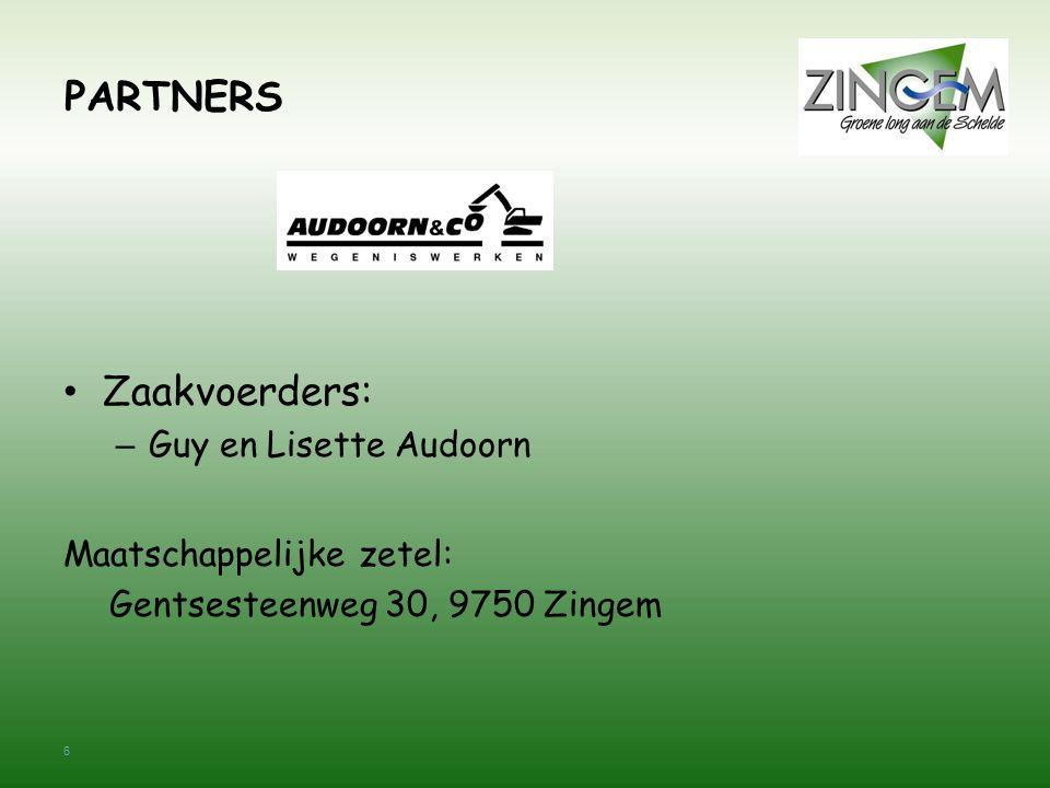 Wegenis- en rioleringswerken in de Landegemstraat 28/04/2015 37 Nutsleidingen Hoe.