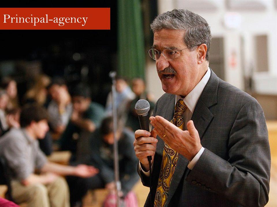 Principal-agency
