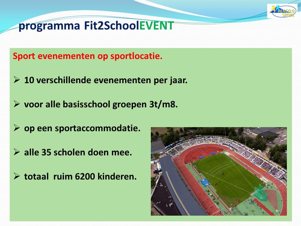 de kennismakingslessen die Hengelo Sport op de basisscholen geeft in samenwerking met of zonder sportverenigingen zijn: atletiekhandbalbadminton tenni