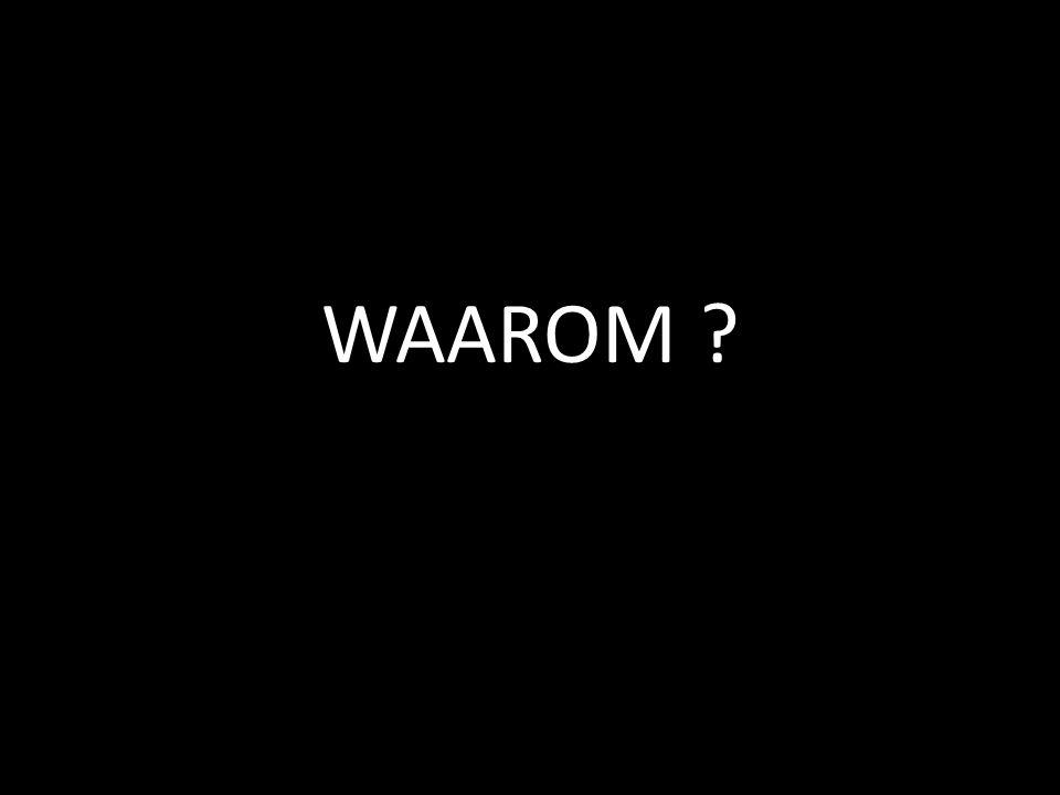WAAROM